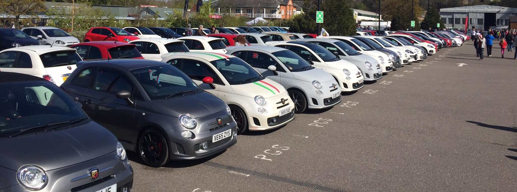 Abarth UK Summer Meeting - Coventry Transport Museum
