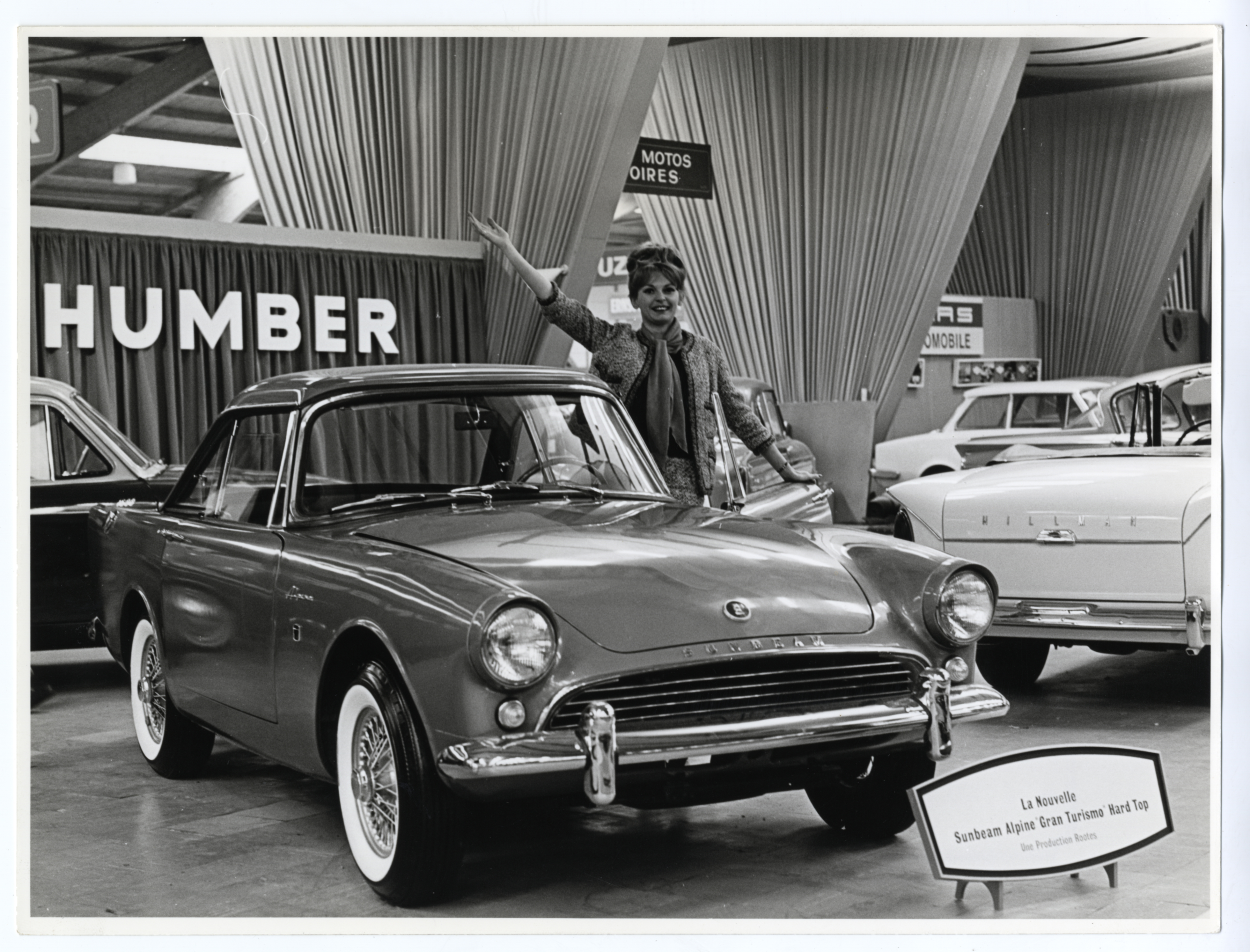 All sunbeam car company models list of sunbeam car company cars -  And The Sunbeam Tiger And Sunbeam Alpine Photographs Of Motor Shows And Publicity Shots Demonstrate How The Rootes Group Advertised Their Vehicles To