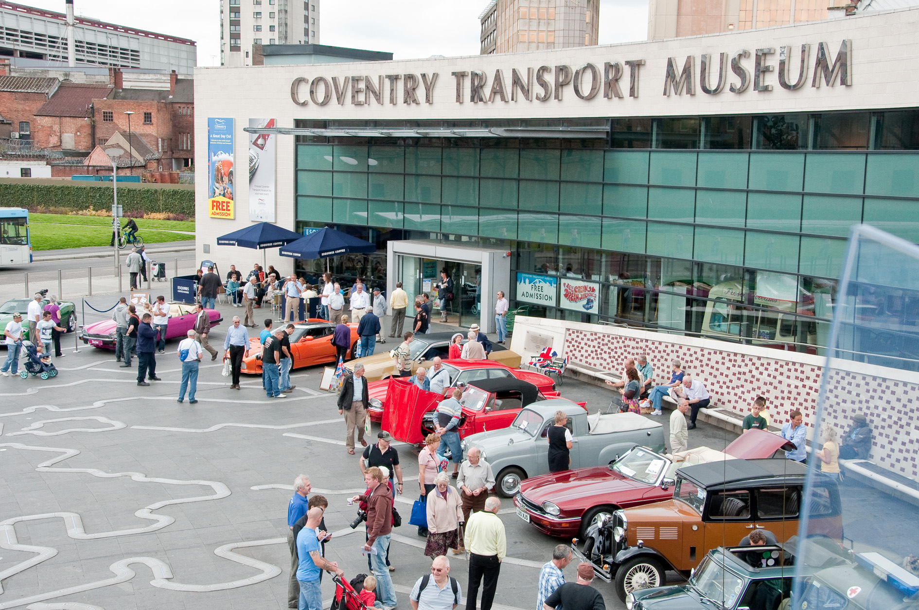 About Coventry Transport Museum