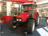 Object of the Fortnight - the last Massey Ferguson