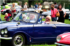 Start your engines for the 2013 Coventry Festival of Motoring