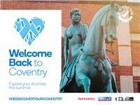 You're all invited! Rediscover Your Coventry this summer