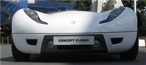Concept Climax Car is back at CTM