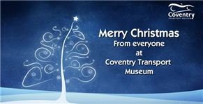 Happy Christmas from Coventry Transport Museum