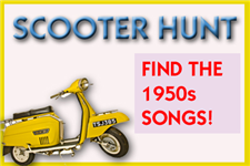 Treasure Hunt - Win Scooter Goodies!