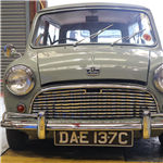 Iconic Loan to Celebrate Mini's 60th Birthday