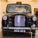 TAXI Launches at the Transport Museum